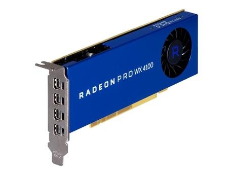 Image of AMD Radeon Pro WX 4100 Grafikkarte