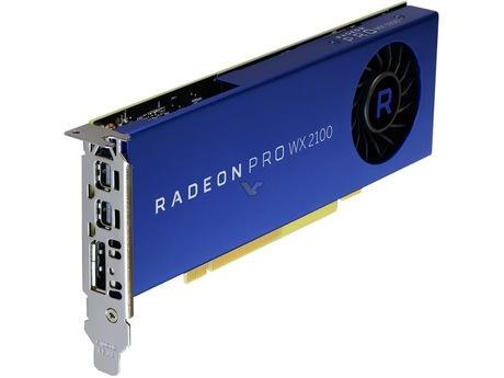 Image of AMD Radeon Pro WX 2100 Grafikkarte