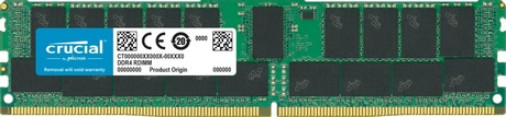 Image of Crucial 16 GB DDR4 2666 MHz Speicher