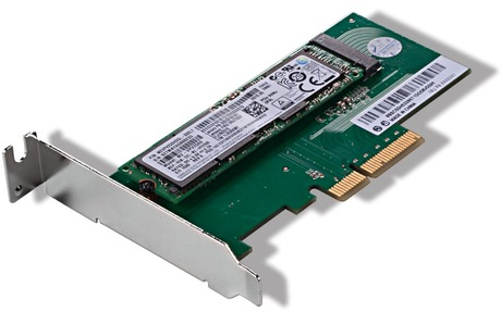 Image of Lenovo ThinkStation M.2 SSD LP Adapter
