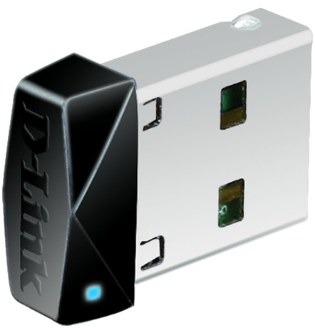 Image of D-Link DWA-121 Wireless N USB Adapter