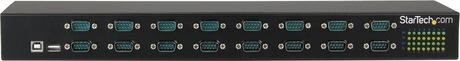 Image of Adapter 16xDB9St(RS232)-USB TypBBu