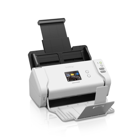 Image of Brother ADS-2700W Duplex Scanner