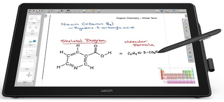 Image of Wacom DTH-2452 Pen und Touch Display