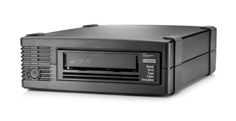 Image of HPE StoreEver 30750 LTO-8 Bandlaufwerk