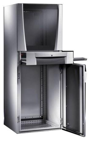 Image of Rittal PC-Schranksystem - 636mm