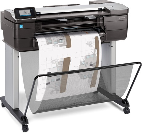 Image of HP DesignJet T830 A1 MFP Plotter