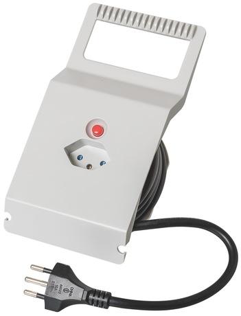 Image of Mini-Haspel T12St - T13Bu 4 m grau/schw.