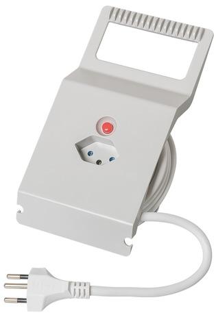 Image of Mini-Haspel T12St - T13Bu 4 m grau/weiss