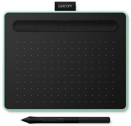Image of Wacom Intuos S Bluetooth pistaziengrün