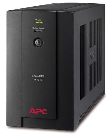 Image of APC Back UPS BX950, USV (IEC)