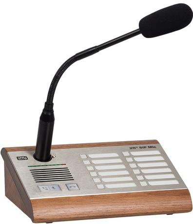 Image of 2N SIP Mic Netzwerk-Mikrofonkonsole