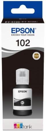 Image of Epson 102 Tinte schwarz