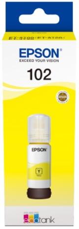 Image of Epson 102 Tinte gelb