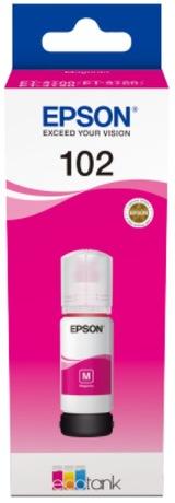 Image of Epson 102 Tinte magenta
