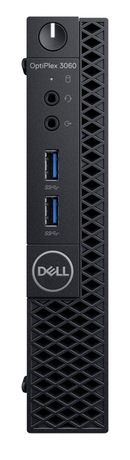 Image of Dell OptiPlex 3060 i5 8/256GB MFF PC (Schweizer Ausführung)