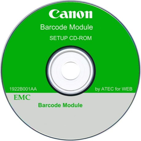 Image of Canon 2D Barcode Modul
