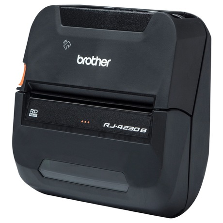 Image of Brother RJ-4230B mobiler Drucker
