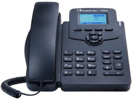 Image of AudioCodes 405HD SfB IP-Telefon