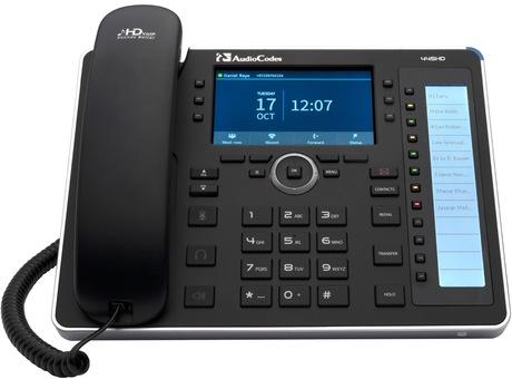 Image of AudioCodes 445HD SfB IP-Telefon