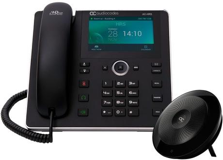 Image of AudioCodes UC-HRS-457 Konferenztelefon