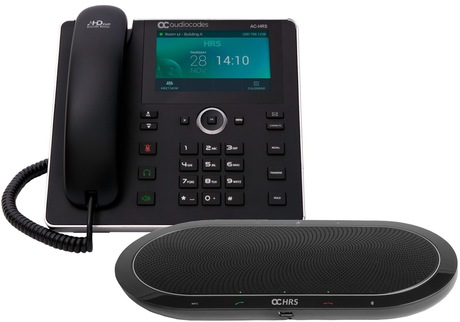 Image of AudioCodes UC-HRS-458 Konferenztelefon