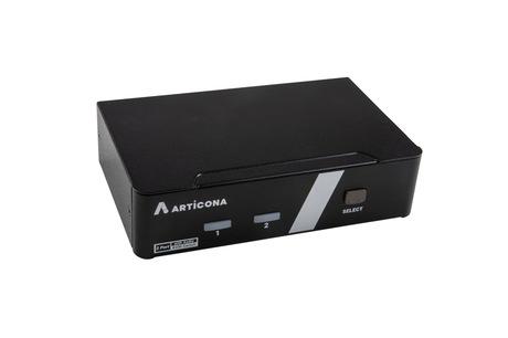 Image of ARTICONA KVM-Switch DP, USB 2-Port
