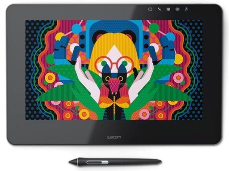 Image of Wacom Cintiq Pro 13 FHD Pen Display