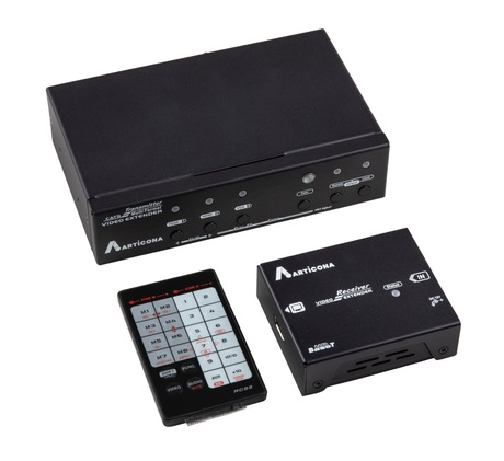 Image of ARTICONA HDMI/VGA Selector,Extender 3:1