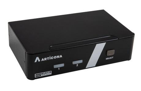 Image of ARTICONA KVM-Switch DVI-D 2-Port