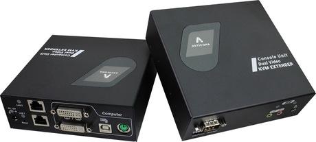 Image of ARTICONA Dual DVI+USB KVM-Extender 100m