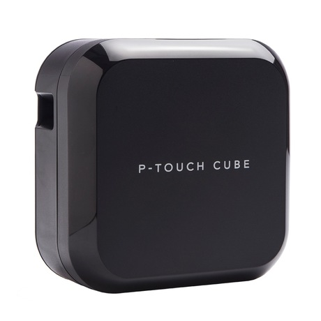 Image of Brother P-touch CUBE Plus Beschriftung