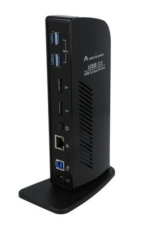 Image of ARTICONA USB 3.0 Docking, Dual DP/4k