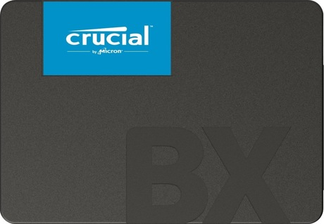 Image of Crucial BX500 120 GB SSD