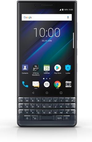 Image of BlackBerry KEY2 LE Smartphone blau