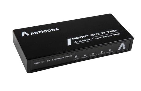 Image of ARTICONA HDMI Splitter 1:4 4K