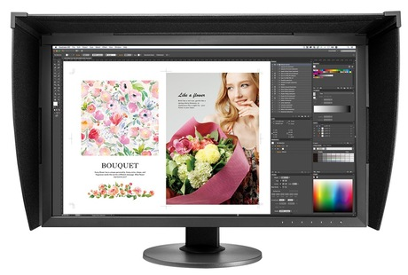 Image of EIZO CG2730 Monitor Swiss Edition