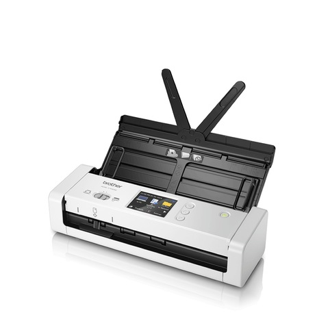 Image of Brother ADS-1700W Duplex Scanner