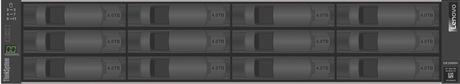 Image of Lenovo ThinkSystem DE2000H iSCSI SFF