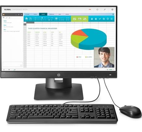Image of HP t310 AiO G2 Zero Client