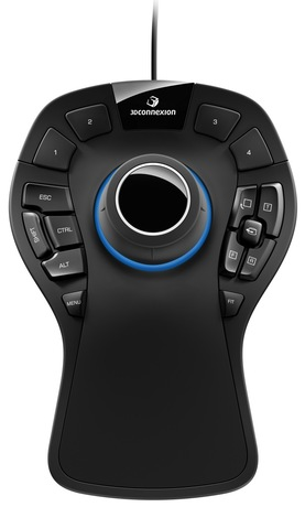 Image of 3Dconnexion SpaceMouse Pro 3D-Maus