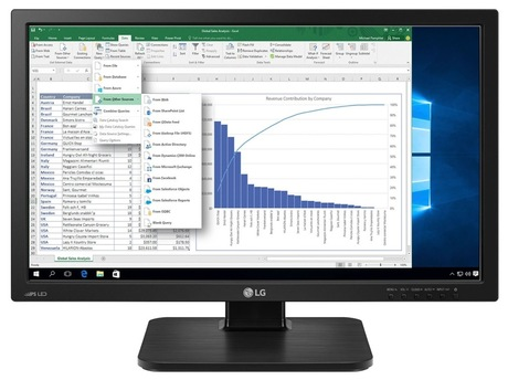 Image of LG 24CAV37K-B All-in-One Zero Client