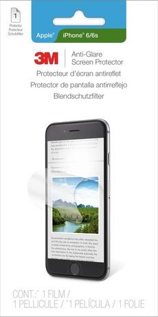 Image of 3M iPhone 6/6s Blend- und Displayschutz