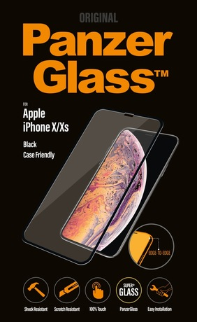 Image of PanzerGlass Case Friendly iPhone X