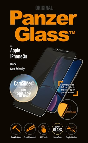 Image of PanzerGlass Casefriendly iPhone XR