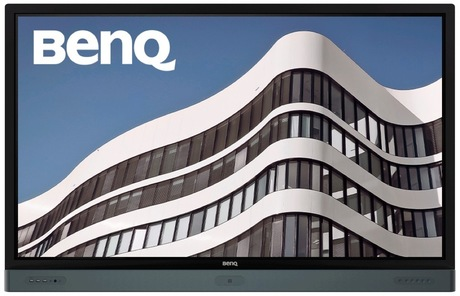 Image of BenQ RP6501K Touch Monitor