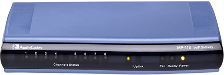 Image of AudioCodes MediaPack MP-118 Gateway 8S