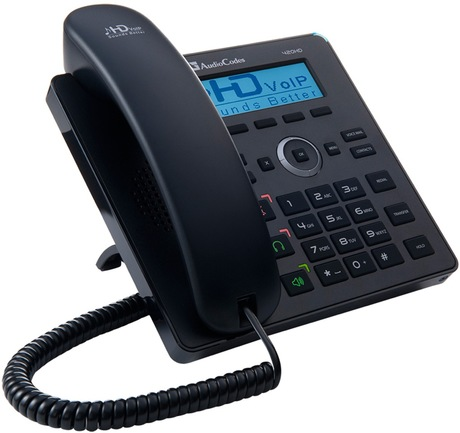 Image of AudioCodes 420HD SfB IP-Telefon