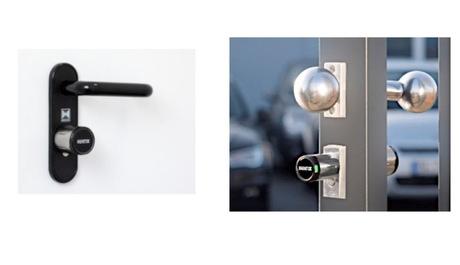 Image of Kentix DoorLock StarterSet