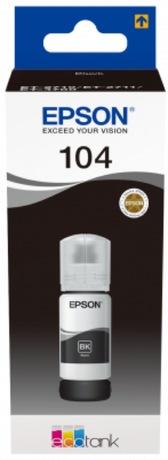 Image of Epson 104 Eco Tank Tinte schwarz